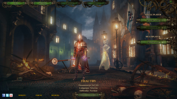Скриншот №9 к The Incredible Adventures of Van Helsing II