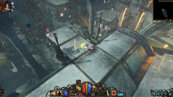 Скриншот №19 к The Incredible Adventures of Van Helsing II