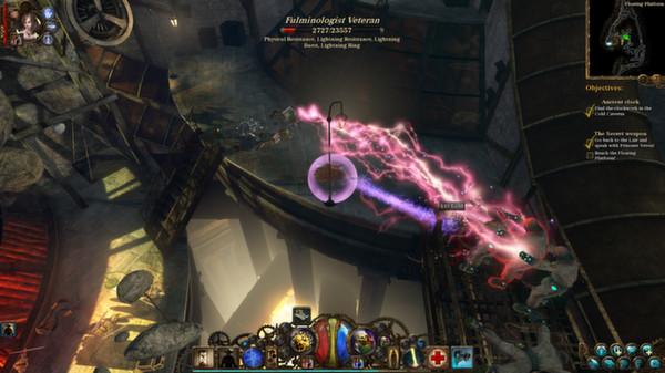 Скриншот №10 к The Incredible Adventures of Van Helsing II