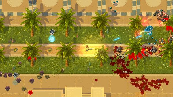 Serious Sam's Bogus Detour скриншот