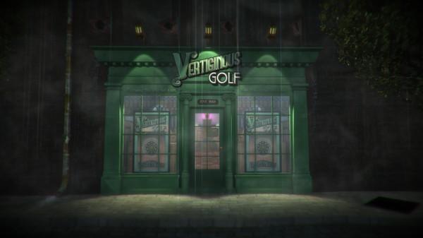 скриншот Vertiginous Golf 1
