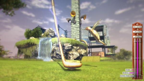 скриншот Vertiginous Golf 3