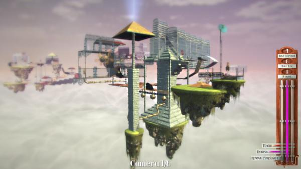 скриншот Vertiginous Golf 4