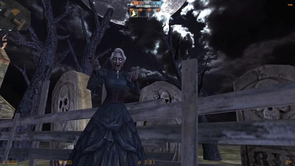 Counter-Strike Nexon: Zombies скриншот