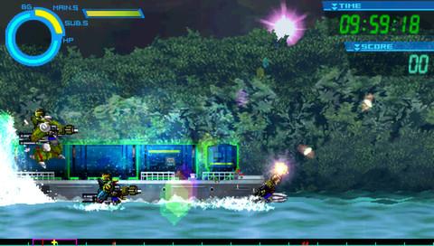 Gunhound EX screenshot