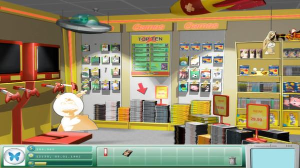 скриншот Game Tycoon 1.5 4