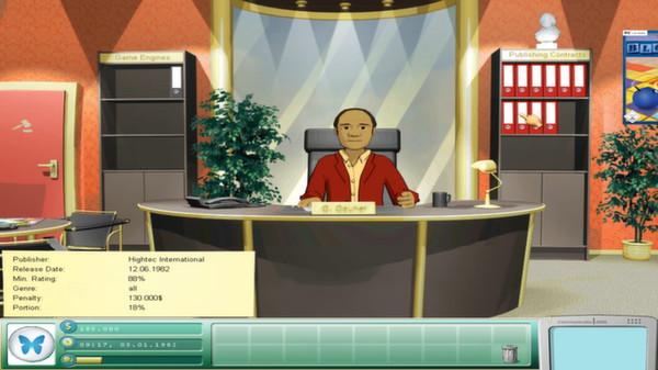 скриншот Game Tycoon 1.5 1