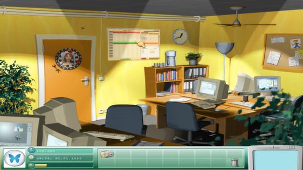 скриншот Game Tycoon 1.5 0
