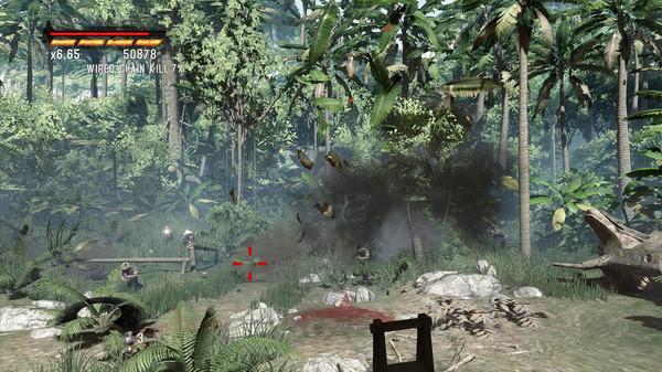 Скриншот №2 к Rambo The Video Game + Baker Team DLC