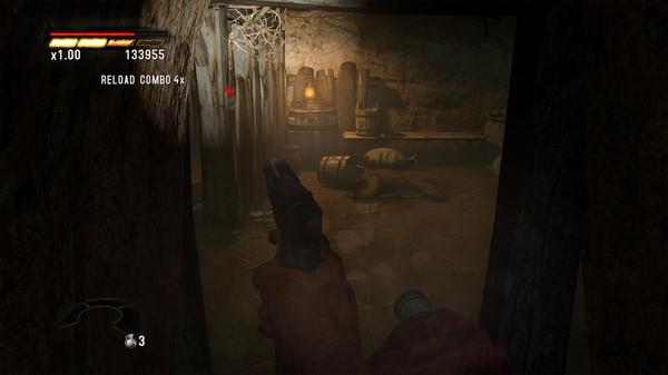Скриншот №4 к Rambo The Video Game + Baker Team DLC