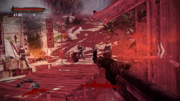 Скриншот №10 к Rambo The Video Game + Baker Team DLC