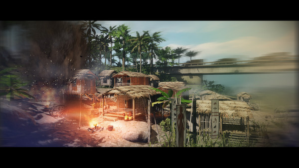 Скриншот №22 к Rambo The Video Game + Baker Team DLC