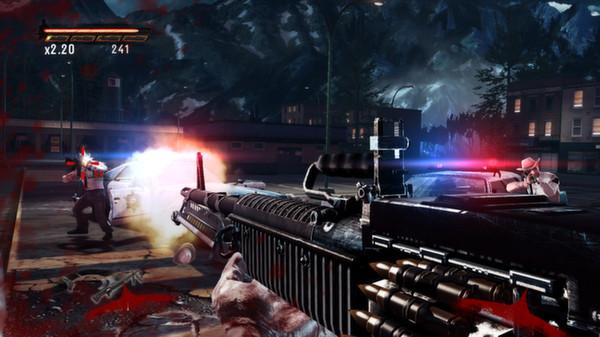 Скриншот №12 к Rambo The Video Game + Baker Team DLC