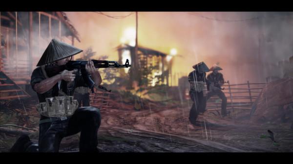 Скриншот №24 к Rambo The Video Game + Baker Team DLC