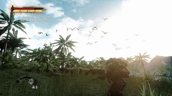 Скриншот №1 к Rambo The Video Game + Baker Team DLC