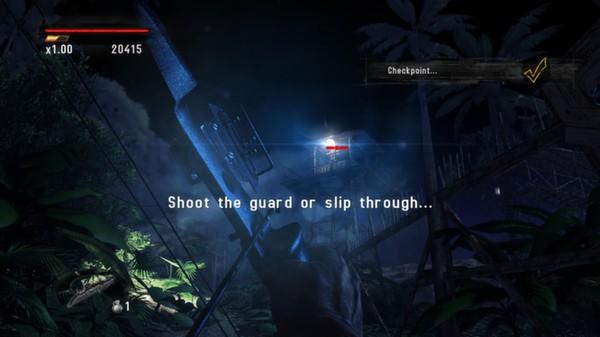 Скриншот №7 к Rambo The Video Game + Baker Team DLC