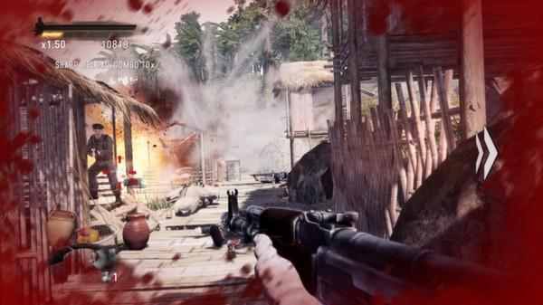 Скриншот №25 к Rambo The Video Game + Baker Team DLC