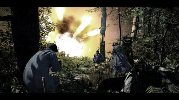 Скриншот №23 к Rambo The Video Game + Baker Team DLC