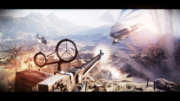 Скриншот №15 к Rambo The Video Game + Baker Team DLC