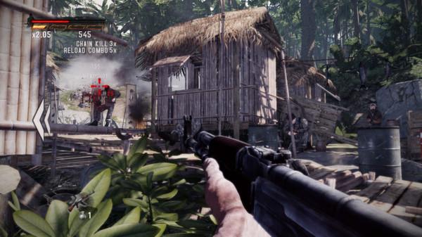 Скриншот №11 к Rambo The Video Game + Baker Team DLC