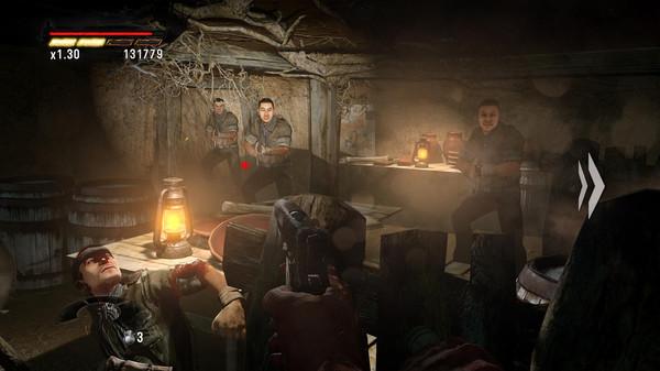 Скриншот №3 к Rambo The Video Game + Baker Team DLC