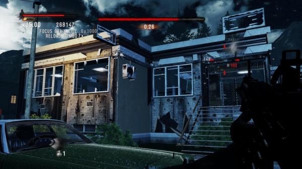 Скриншот №8 к Rambo The Video Game + Baker Team DLC