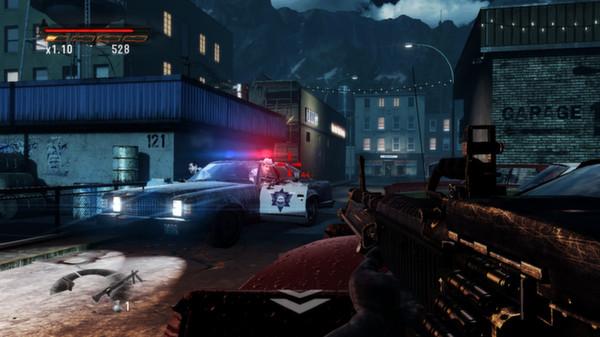 Скриншот №13 к Rambo The Video Game + Baker Team DLC