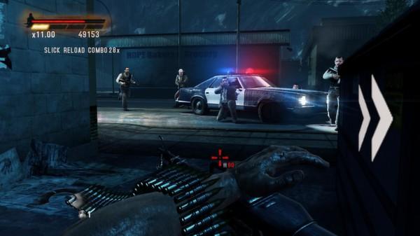 Скриншот №5 к Rambo The Video Game + Baker Team DLC