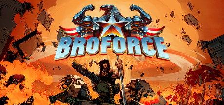 Broforce Cover Image