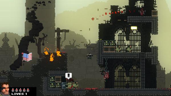 Скриншот №7 к Broforce