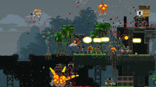 Скриншот №16 к Broforce