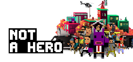 NOT A HERO Cover Image