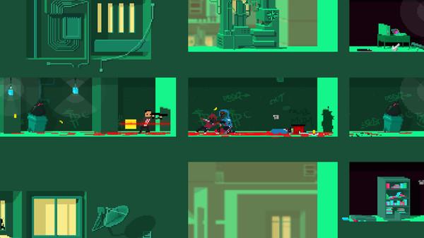 Скриншот №7 к NOT A HERO