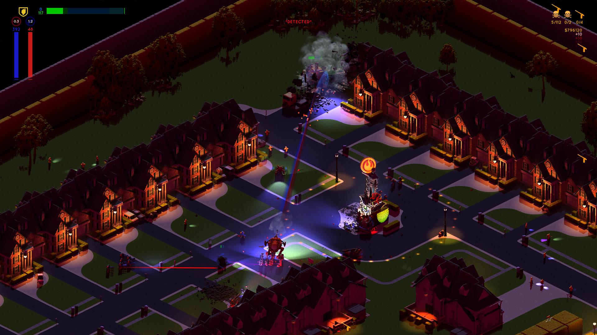 Brigador Screenshot 2