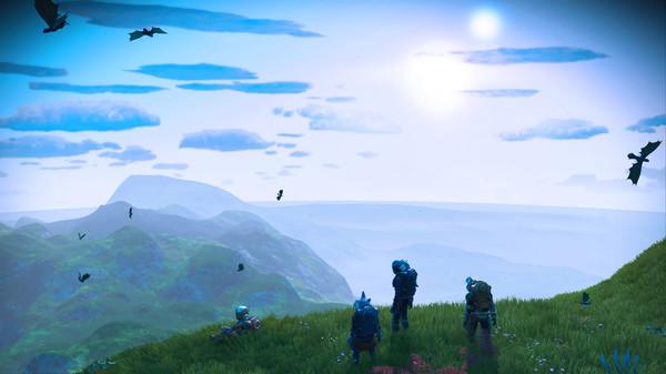 No Man's Sky скриншот