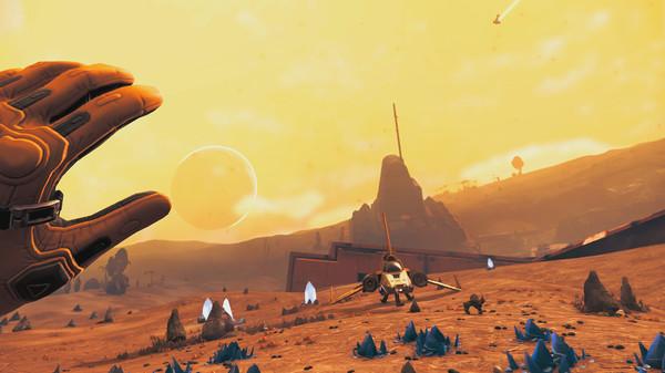 Скриншот №34 к No Mans Sky