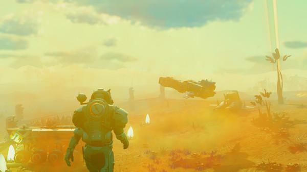 Скриншот №18 к No Mans Sky
