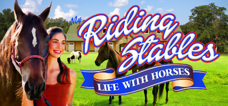 My Riding Stables: Life with Horses Cover Image