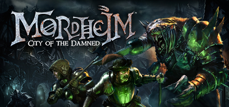 Mordheim: City of the Damned Cover Image