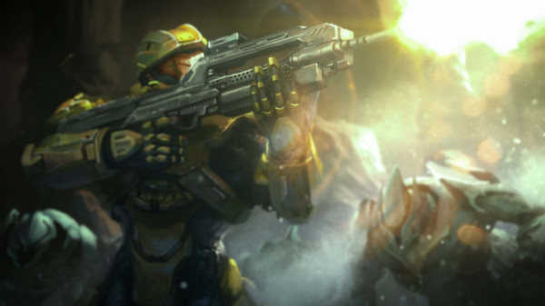 Halo: Spartan Assault скриншот