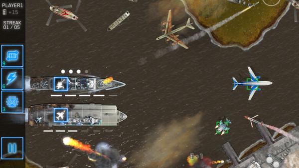 Screenshot of Battle Group 2