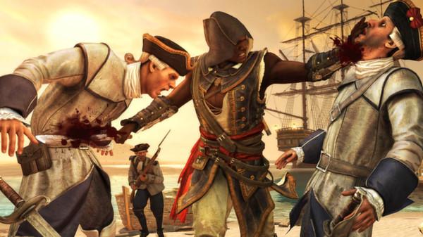 Скриншот №5 к Assassins Creed Freedom Cry