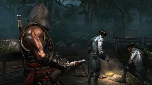 Скриншот №6 к Assassins Creed Freedom Cry