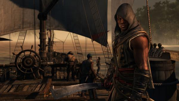 Скриншот №2 к Assassins Creed Freedom Cry