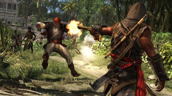 Скриншот №4 к Assassins Creed Freedom Cry