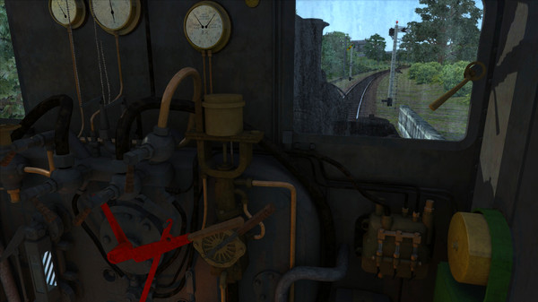 скриншот Train Simulator: GWR Class 14XX Loco Add-On 3