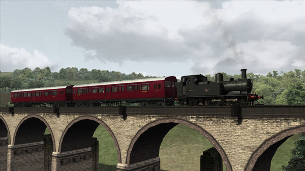 скриншот Train Simulator: GWR Class 14XX Loco Add-On 0