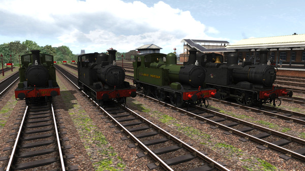 скриншот Train Simulator: GWR Class 14XX Loco Add-On 2