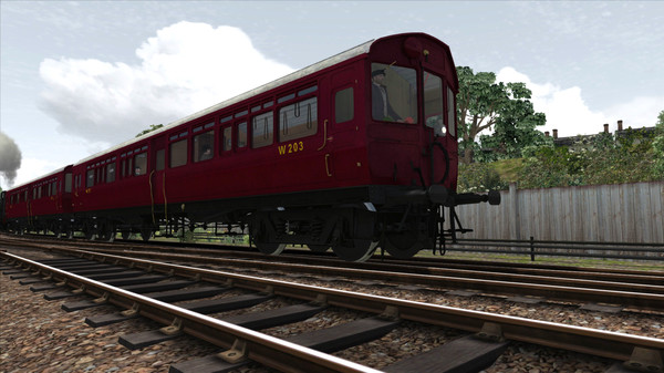 скриншот Train Simulator: GWR Class 14XX Loco Add-On 4