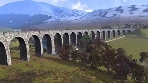 скриншот Train Simulator: West Highland Line Extension Route Add-On 3